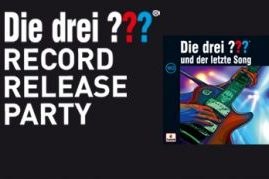 """Die drei ???"" Record Release Party"
