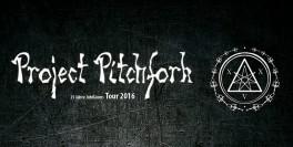 Project Pitchfork flyer