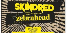 Skindred, Zebrahead