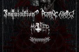 Inquisition, Rotting Christ