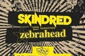 Skindred & Zebrahead