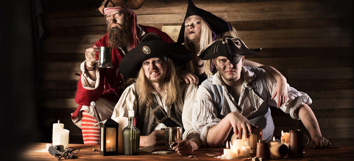 Blackbeard Tour